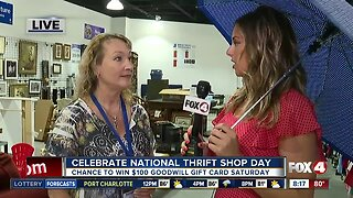 Celebrate National Thrift Shop Day at Goodwill in SWFL