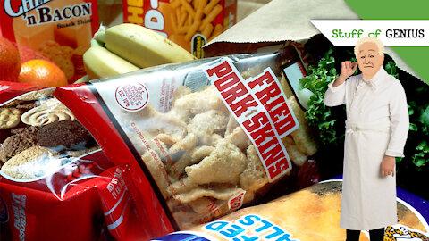 Stuff of Genius: The Junk Food King