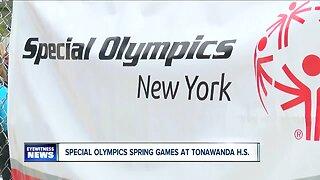 Special Olympics Spring Games at Tonawanda High School