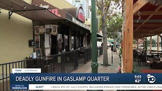 Businesses worry deadly Gaslamp Quarter shooting may keep customers away