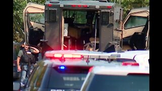 Gunman dead after hours-long standoff in Washtenaw County