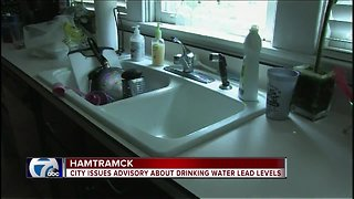 Hamtrack water warning over lead concerns