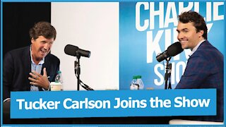 Tucker Carlson Joins the Show | The Charlie Kirk Show