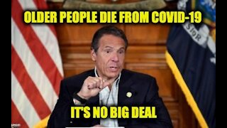 Cuomo Busted! Secretary speaks out about the coverups and lies!