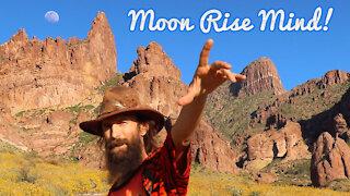 Moon Rise Illumination with Leo Mystic Magic Sharing Knowledge & Wisdom
