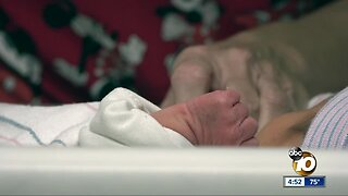NICU Nurse honored for extraordinary character