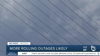 More Rolling Outages Expected