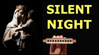 How to Play Silent Night on the Harmonica with Bends
