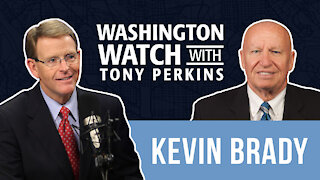 Rep. Kevin Brady Reports on President Biden's First Six Months in Office