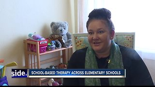 School-based therapists say seeing students younger leads to better success