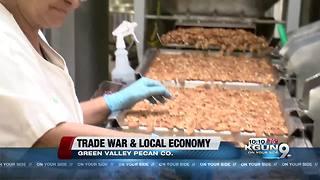 U.S.- China trade war may affect Southern Arizona pecan industry