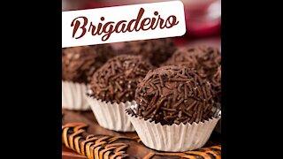 The best Brazilian candy, very easy - Brigadeiro