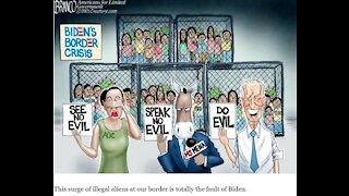 Biden's World...Vaccination Thingy...A World of Madness!!