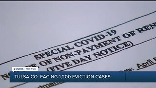 Tulsa County Courthouse to start eviction hearings June 1