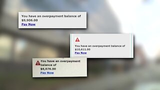 Problems with unemployment insurance
