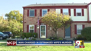 Clermont County man charged in estranged wife's murder