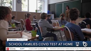 San Diego State program tests school families for COVID-19