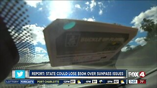 Sunpass issues could cost state $50 million