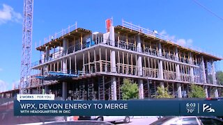 WPX, Devon Energy to merge