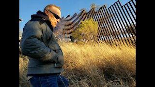 Illegal Aliens Flood Across The Southern Border