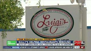 Sully's helping restaurants rebound