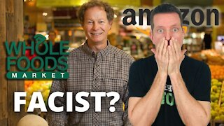 Whole Foods CEO John Mackey Rails AGAINST Socialism