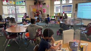 Lee County School District challenged with finding kindergarten teachers for large classes