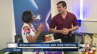 Busch Gardens celebrates its 60th Anniversary