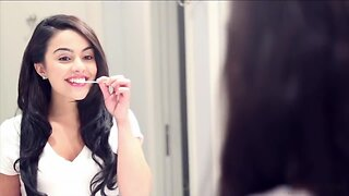 Easy at Home Teeth Whitening with Power Swabs