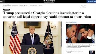 Washington Post Admits to False Trump Quote