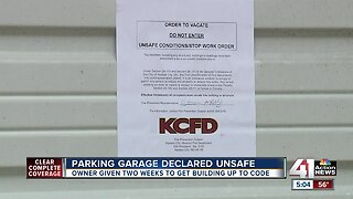 KCFD shuts down garage at Park Reserve Condominiums due to code issues