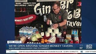 We're Open Arizona: Restaurants offering market items with food