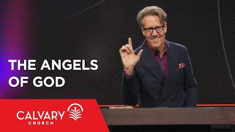 The Angels of God - Hebrews 1 - Skip Heitzig