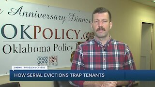 Serial evictions in Tulsa County add to ongoing eviction crisis