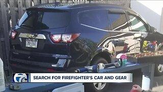 City of Tonawanda firefighter's car stolen during shift