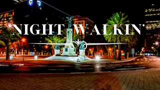 NIGHT WALKIN' - SMOOTH JAZZ, RELAX, FOCUS, BACKGROUND MUSIC, INSTRUMENTAL MUSIC, RELAXING, STUDY