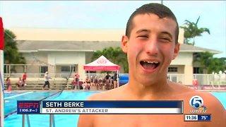 Local Athlete making waves