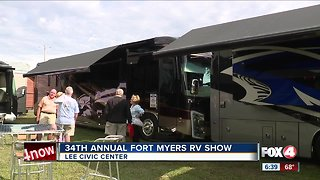 RV show Fort Myers