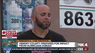 Hendry County prepares for Hurricane Dorian