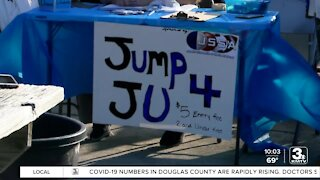 Volleyball community comes together to support James Scurlock Sports Academy