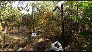 SOUTH AFRICA - Pretoria - Massive Drug Bust in Hammanskraal (Video) (soq)