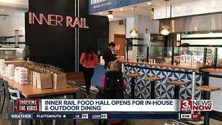 Inner Rail Food Hall open for in-house & outdoor dining