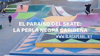 El skatepark más molón de las islas Caimán