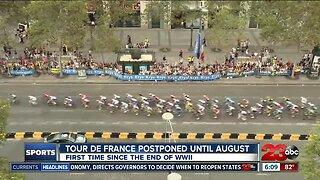 Tour de France postponed to August