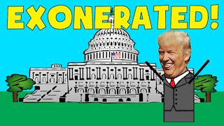 Trump Exonerated Again! Impeachment Fails!