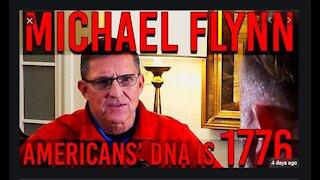 Alex Jones Interviews Gen Michael Flynn