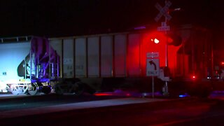 Person fatally struck by train in Surprise