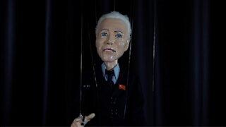 Puppet Joe Biden and his puppet masters