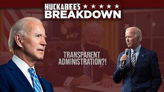 "Well Biden's ""Unity"" Push Sure Didn't Last Long…   Breakdown   Huckabee"