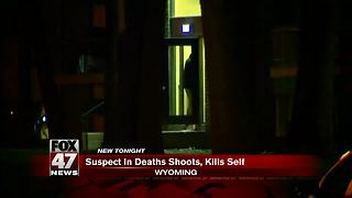 Police: 2 adults found dead in western Michigan home